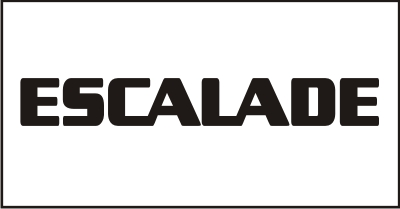 Escalade Windshield Decal