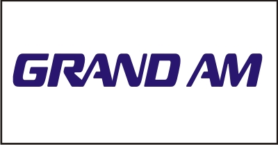 Grand Am Windshield Decal